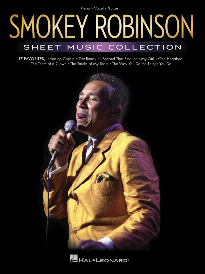 Product Cover for Smokey Robinson – Sheet Music Collection