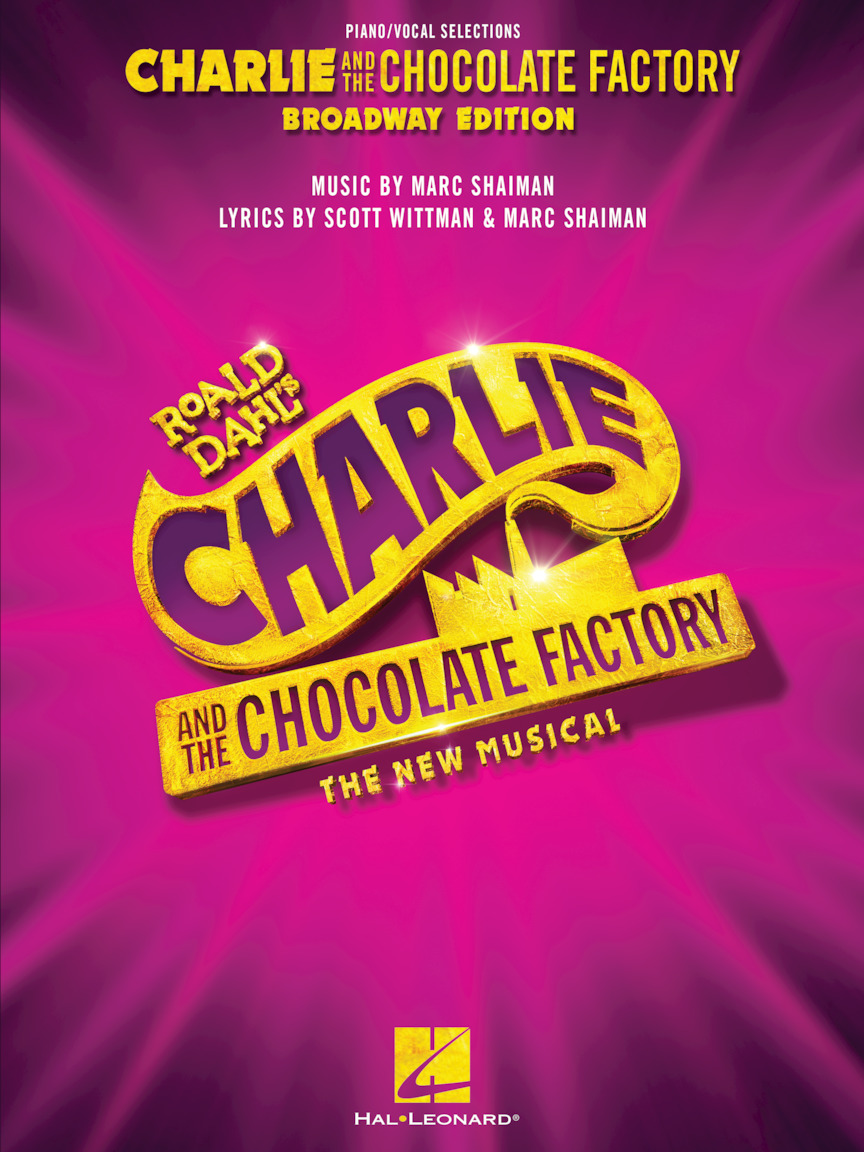 Product Cover for Charlie and the Chocolate Factory: The New Musical