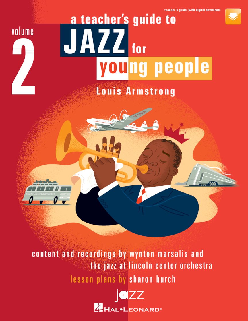Jazz for Young People, Vol. 2, a Teacher's Resouce Guide To