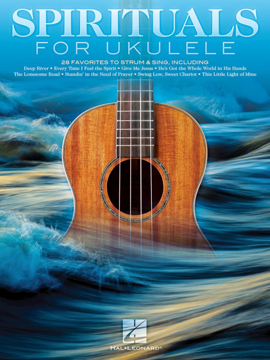 Product Cover for Spirituals for Ukulele