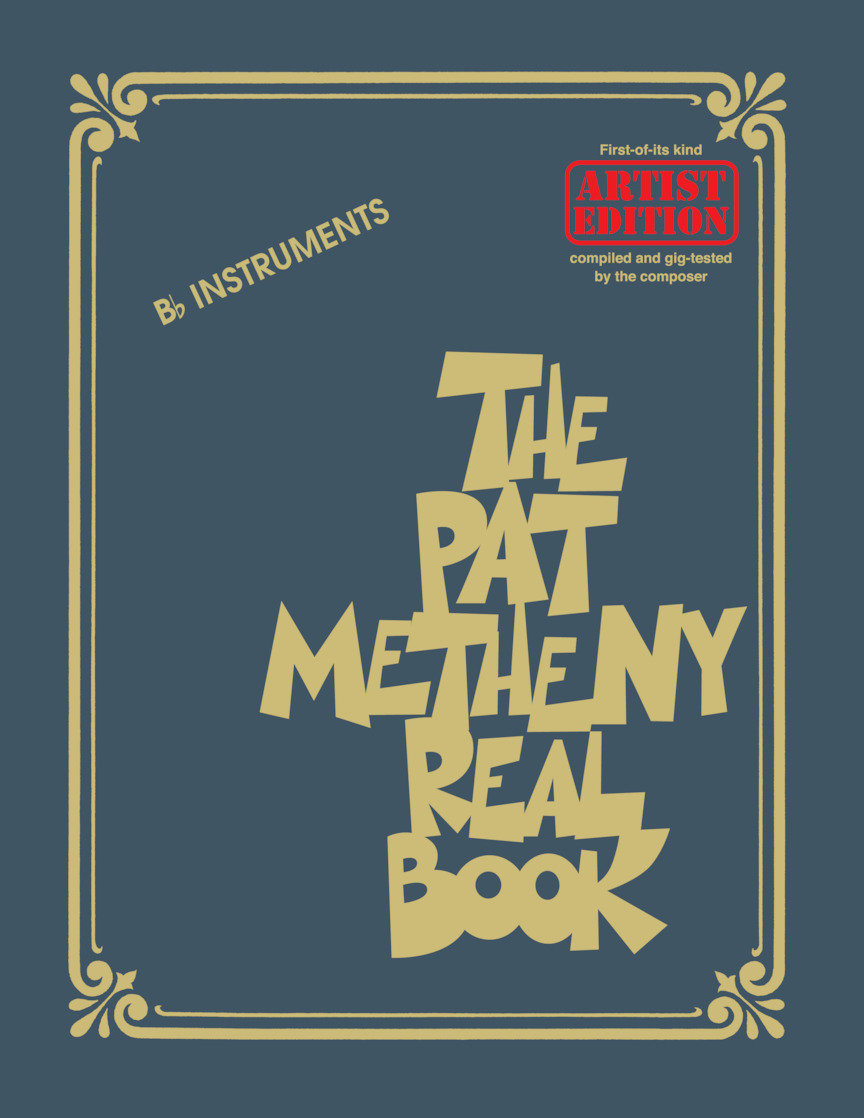 Product Cover for The Pat Metheny Real Book