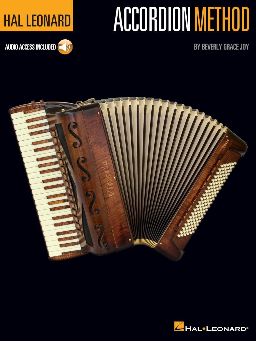Hal Leonard Accordion Method