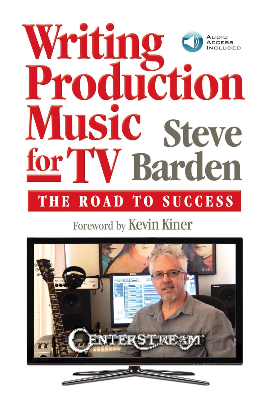Product Cover for Writing Production Music for TV