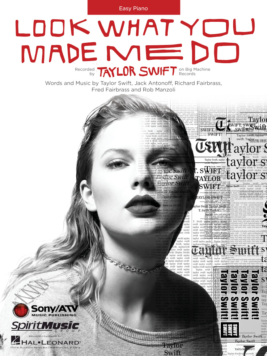 Product Cover for Look What You Made Me Do