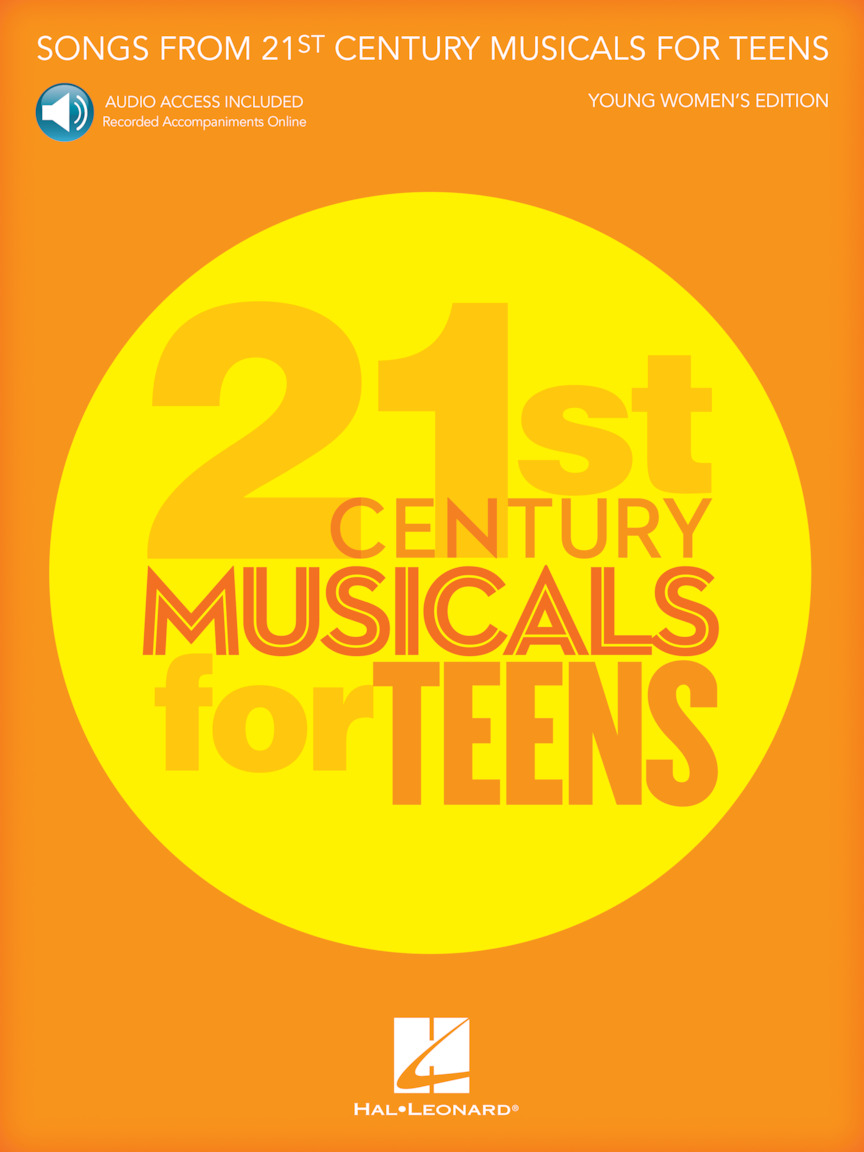 Product Cover for Songs from 21st Century Musicals for Teens: Young Women's Edition