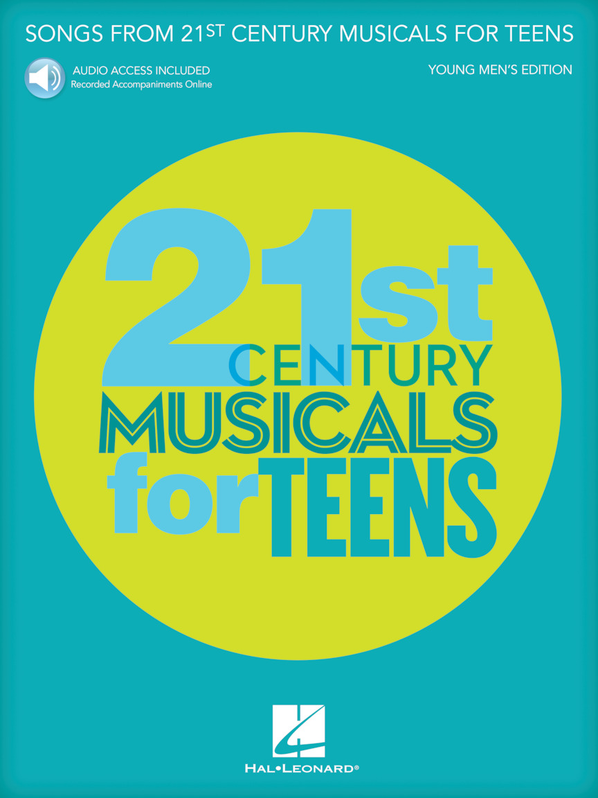 Product Cover for Songs from 21st Century Musicals for Teens: Young Men's Edition