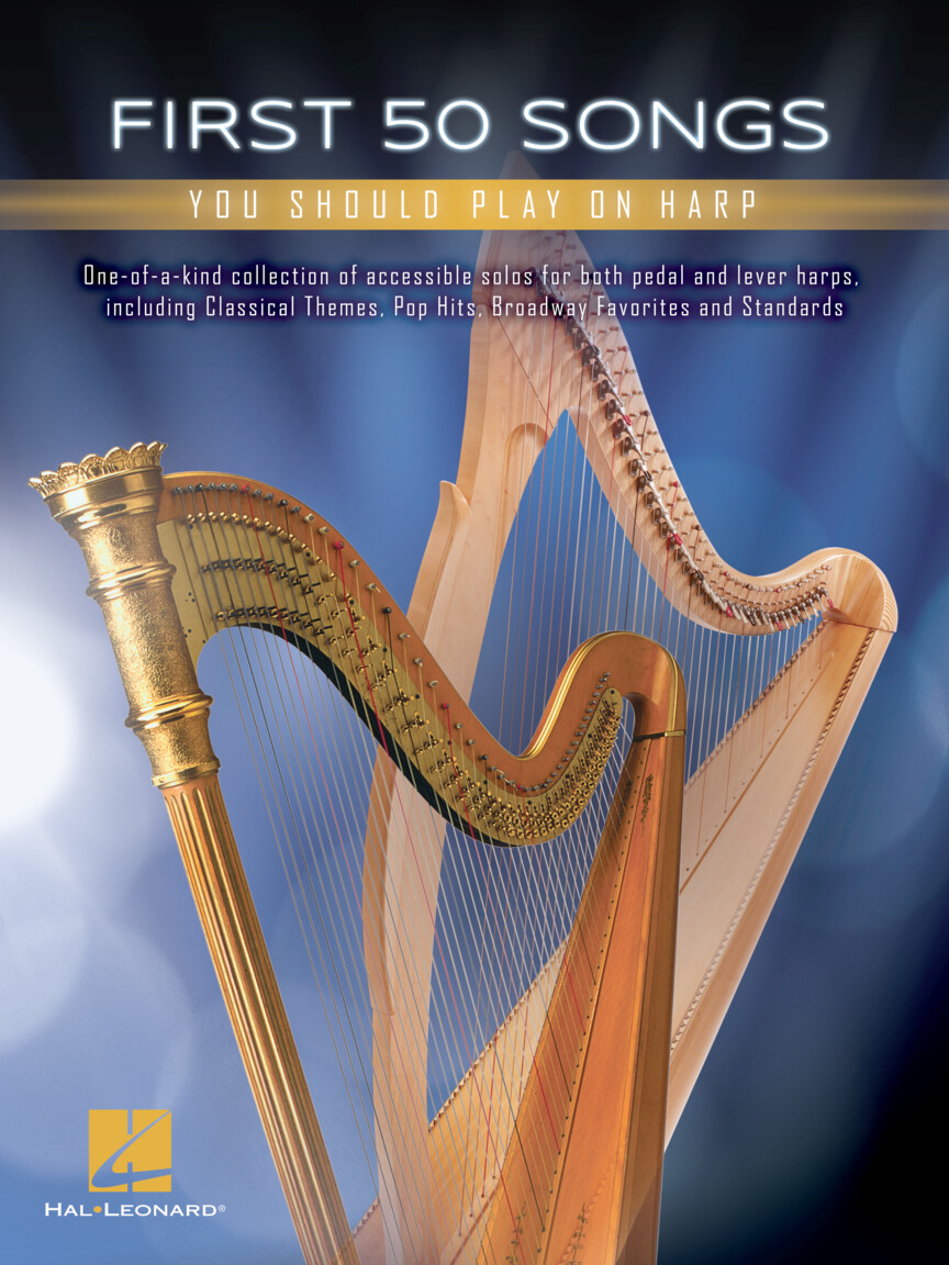 Product Cover for First 50 Songs You Should Play on Harp