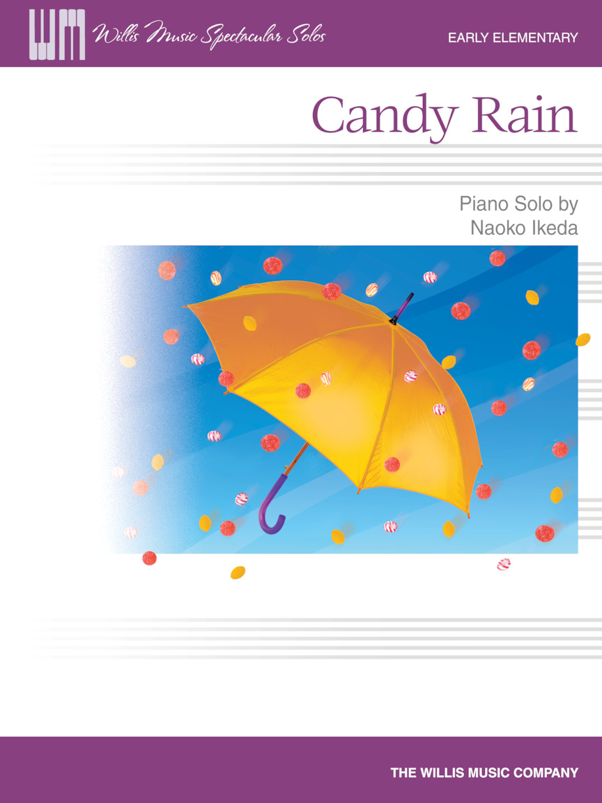 Product Cover for Candy Rain