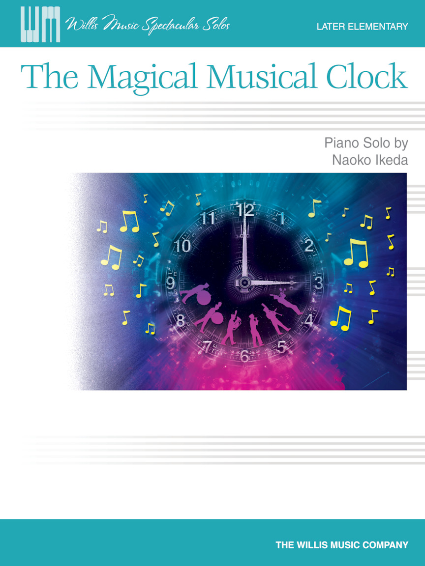Product Cover for The Magical Musical Clock