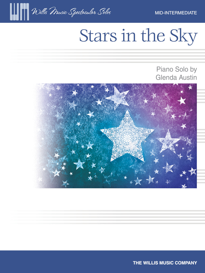 Product Cover for Stars in the Sky (Way up High)