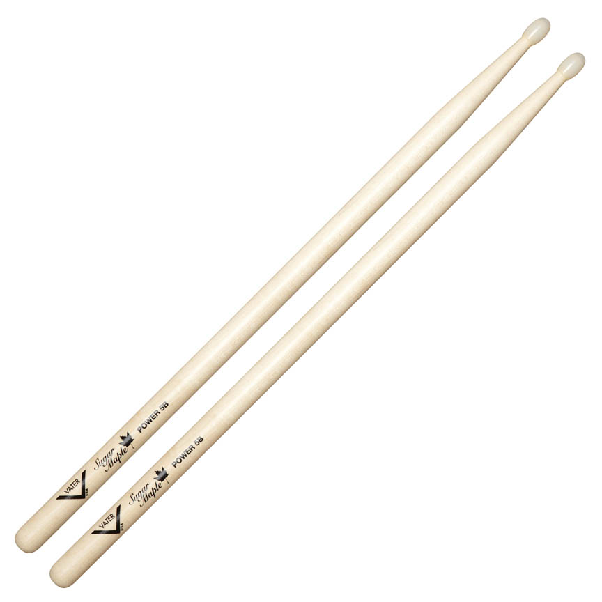 Product Cover for Sugar Maple Power 5B Drum Sticks