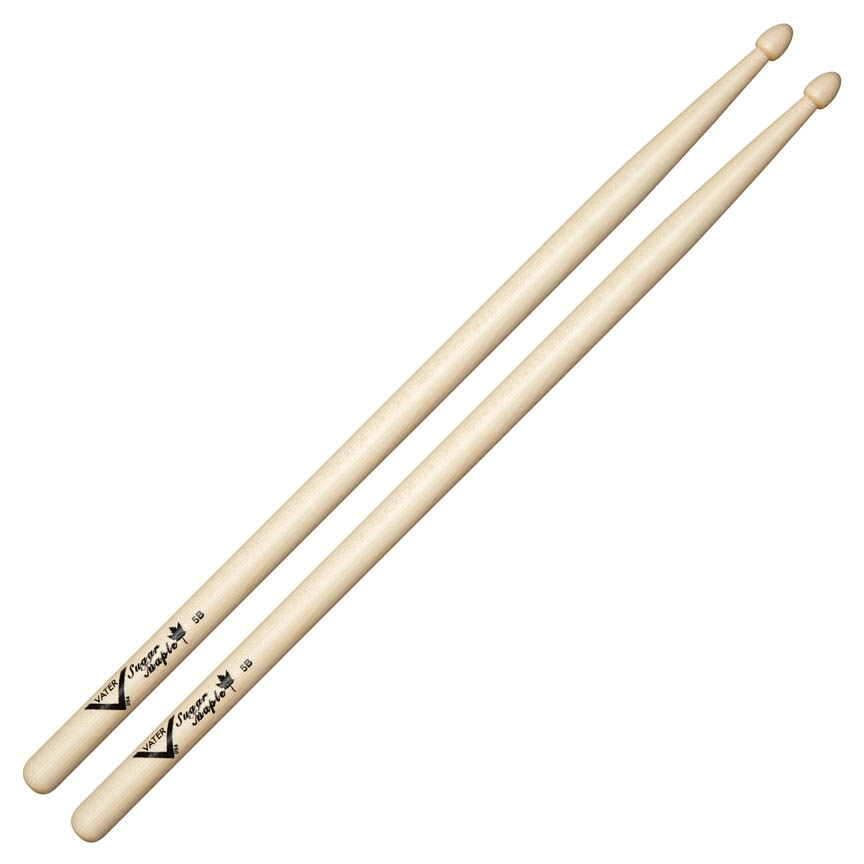Product Cover for Sugar Maple 5B Drum Sticks