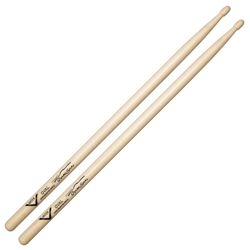Vater Cymbal Sticks Oval VMCOW Drum Sticks