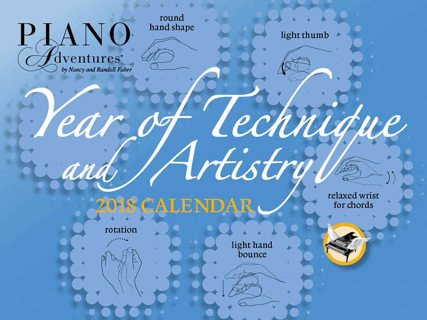 Product Cover for Year of Technique & Artistry 2018 Calendar