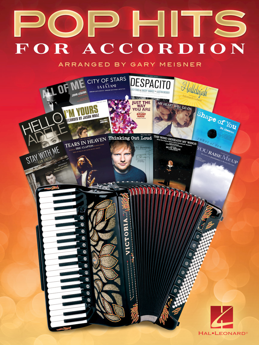 Product Cover for Pop Hits for Accordion