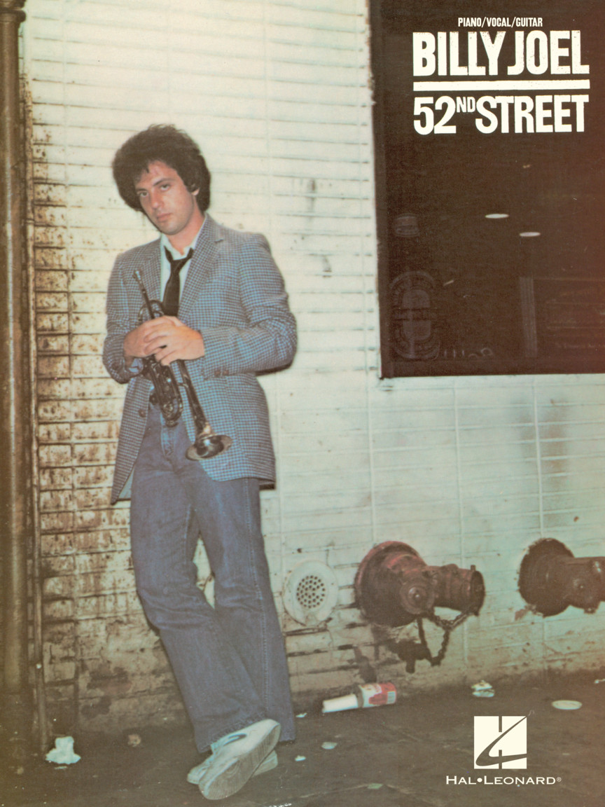 Product Cover for Billy Joel – 52nd Street