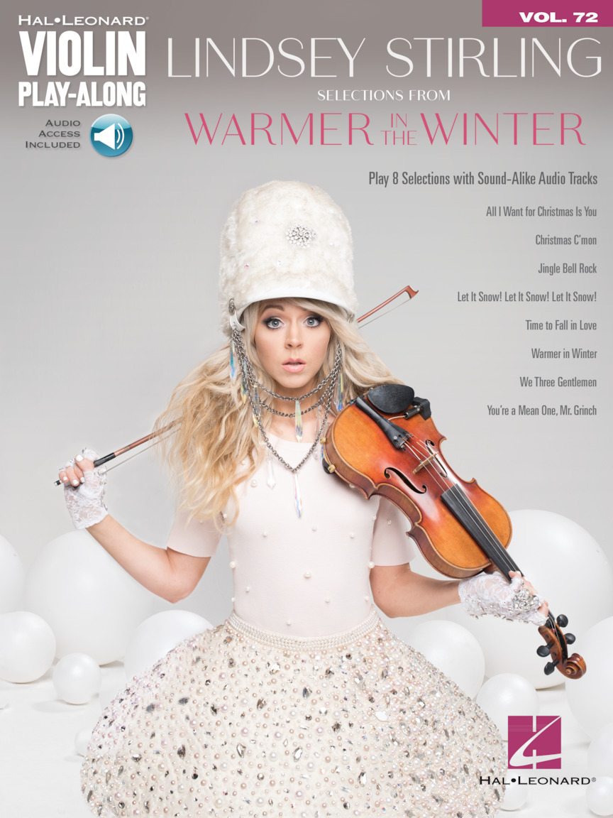 Product Cover for Lindsey Stirling – Selections from Warmer in the Winter