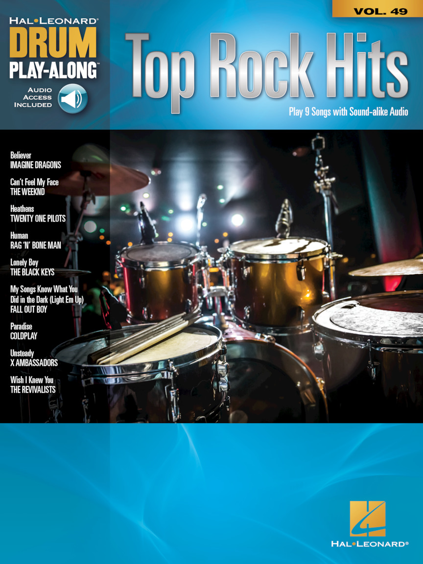 Product Cover for Top Rock Hits
