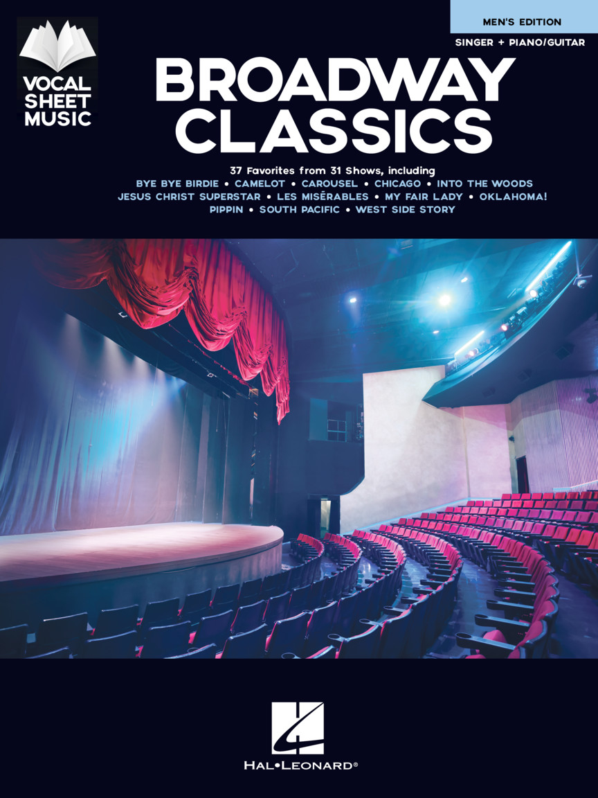 Broadway Classics – Men's Edition