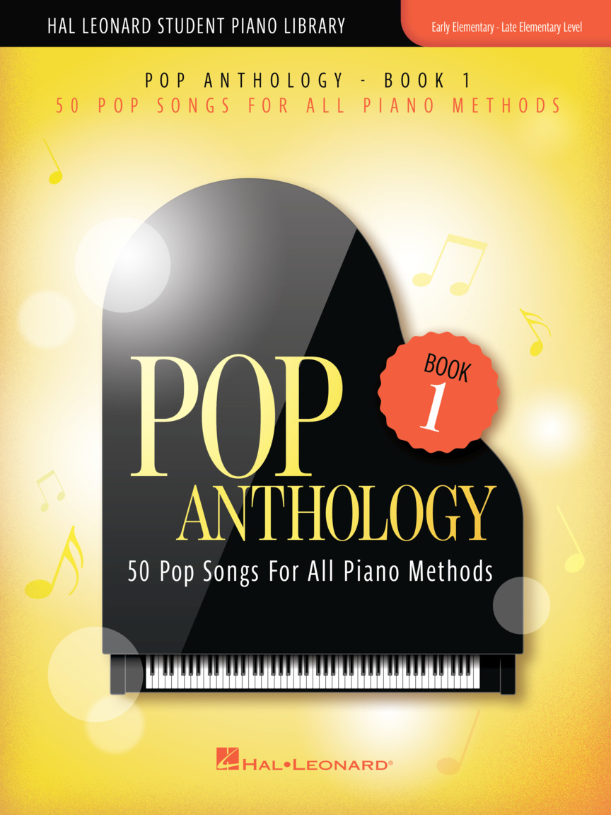 Product Cover for Pop Anthology – Book 1