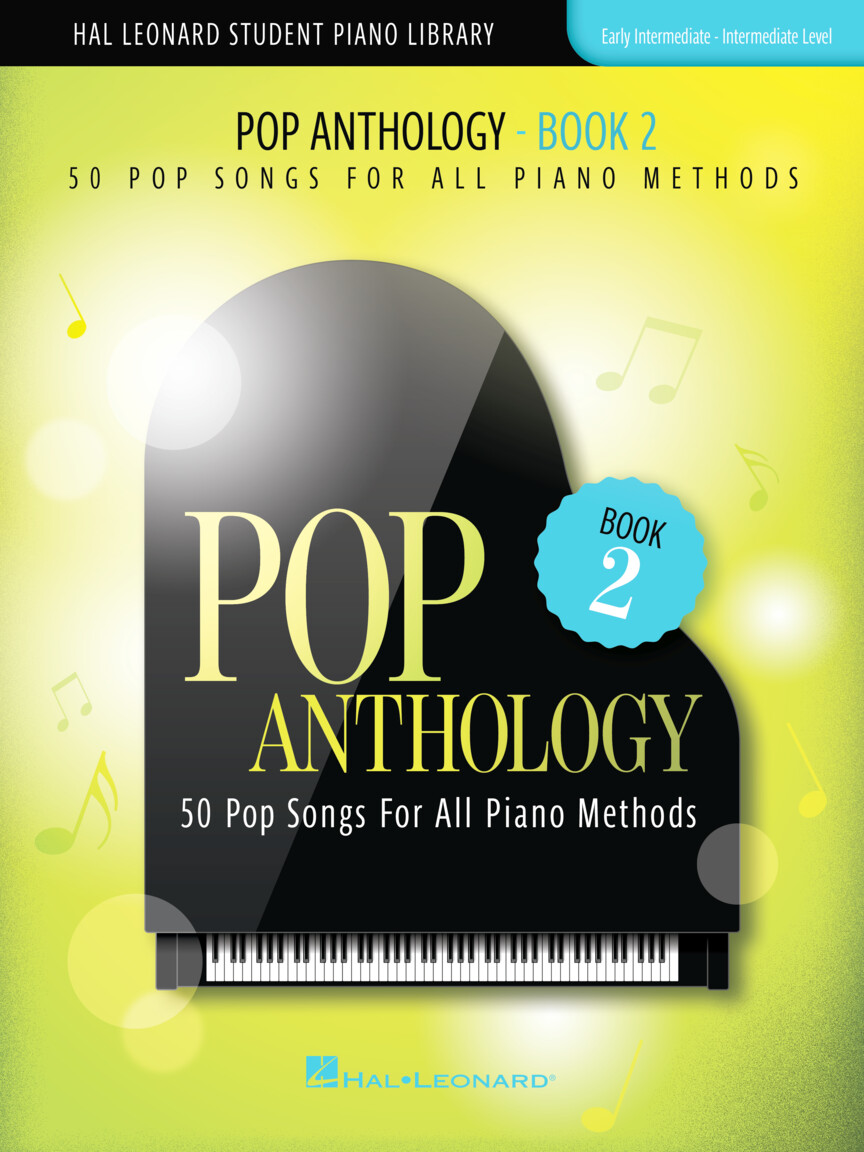 Product Cover for Pop Anthology – Book 2