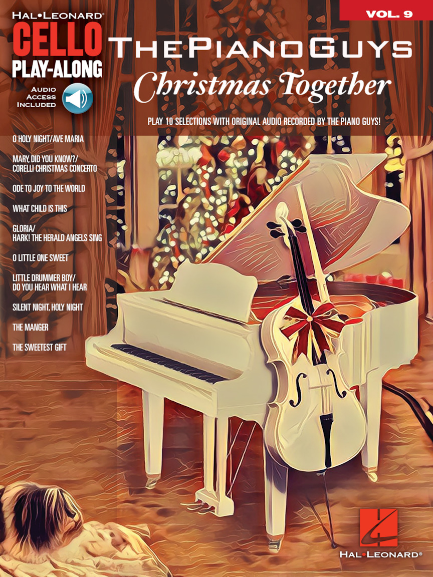 Product Cover for The Piano Guys – Christmas Together
