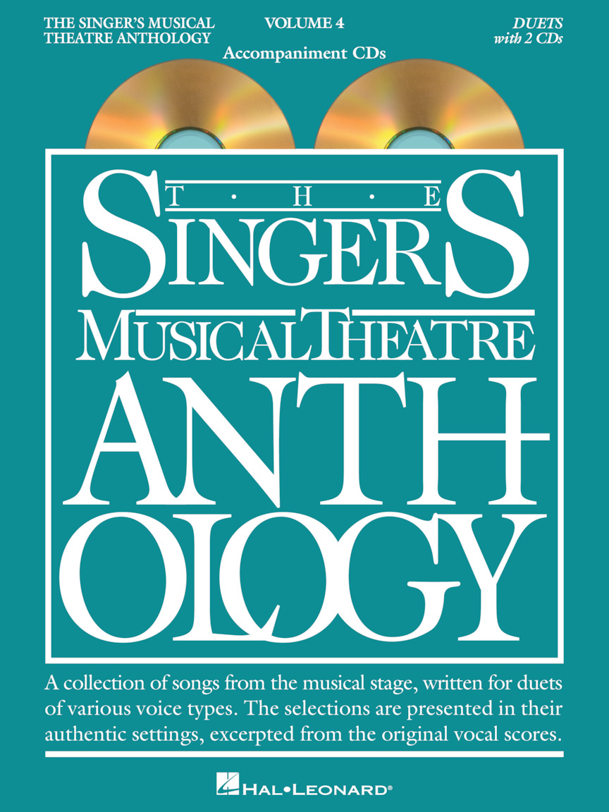 Product Cover for The Singer's Musical Theatre Anthology: Duets, Volume 4
