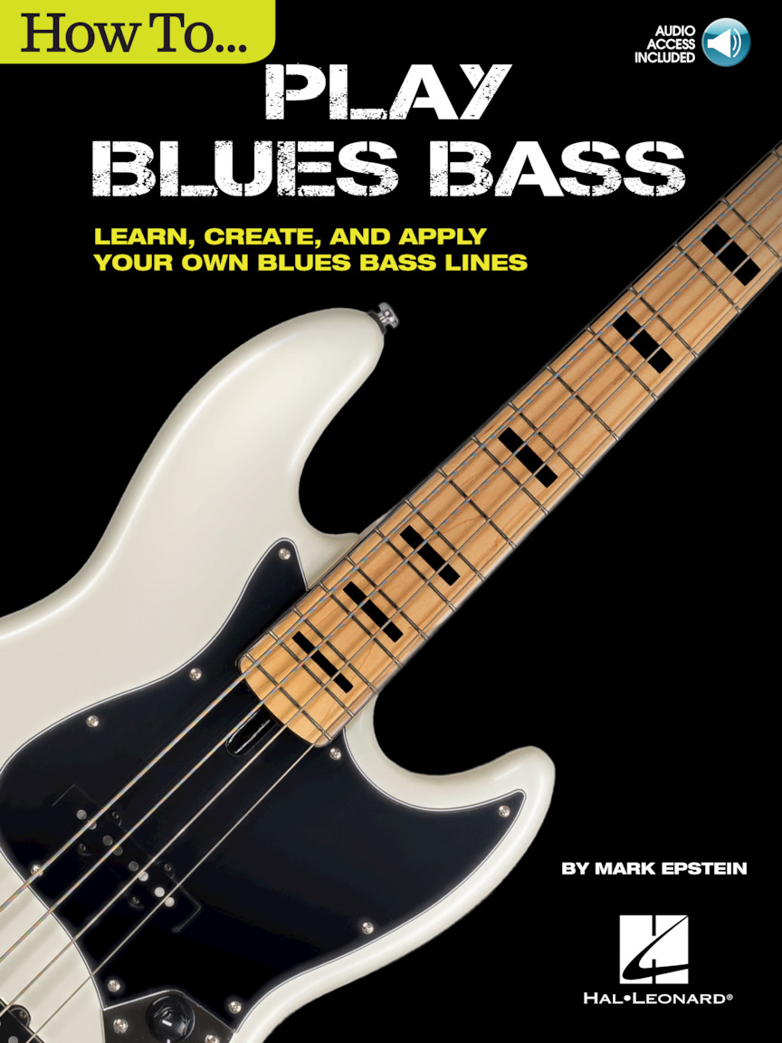 Product Cover for How to Play Blues Bass