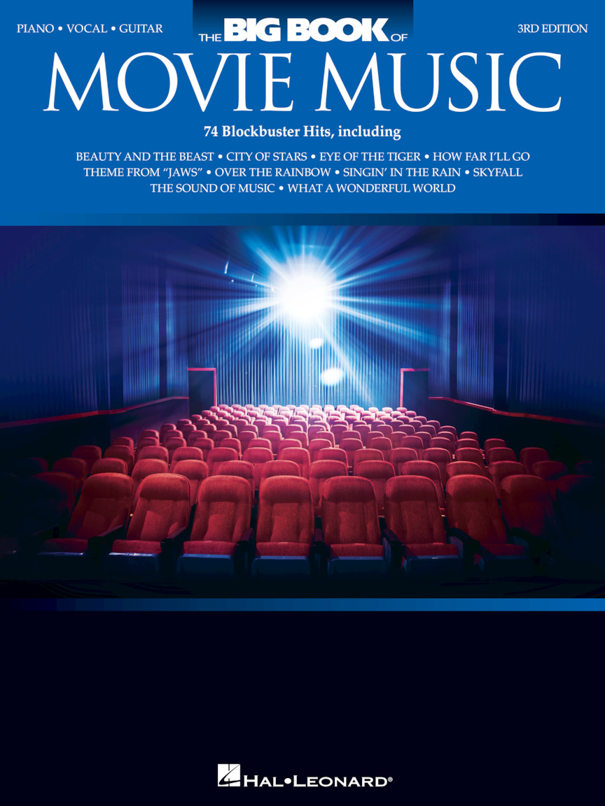 The Big Book Of Movie Music 3rd Edition Hal Leonard Online