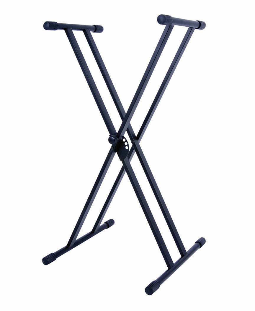 Product Cover for StagePro Double X Deluxe Welded Keyboard Stand