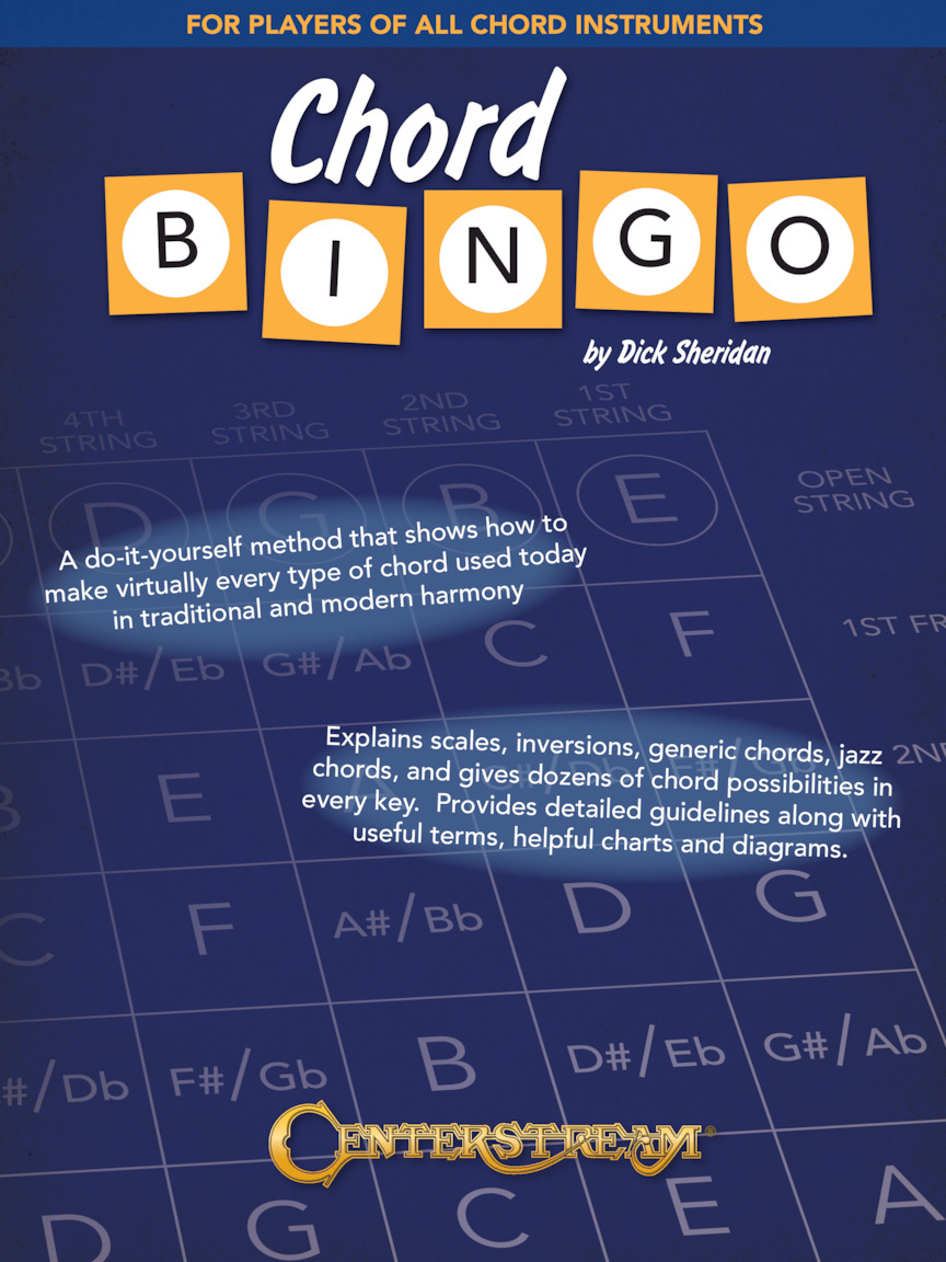 Product Cover for Chord Bingo