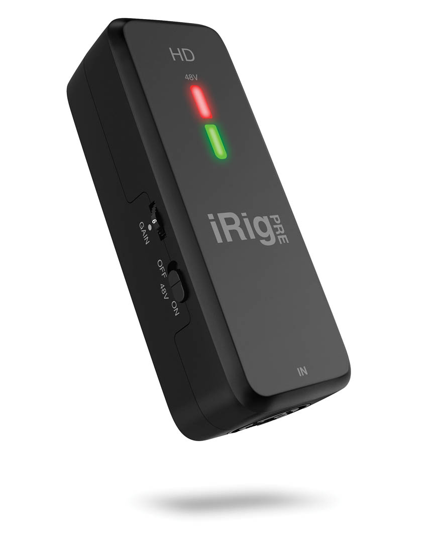 Product Cover for iRig Pre HD