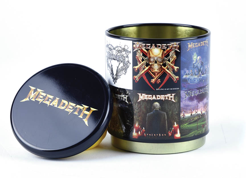 Product Cover for Megadeth: Albums – Stackable Tin