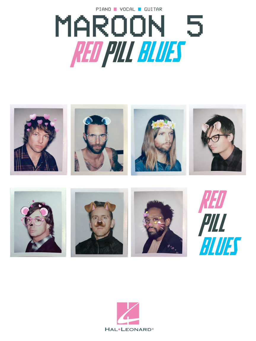 Product Cover for Maroon 5 – Red Pill Blues