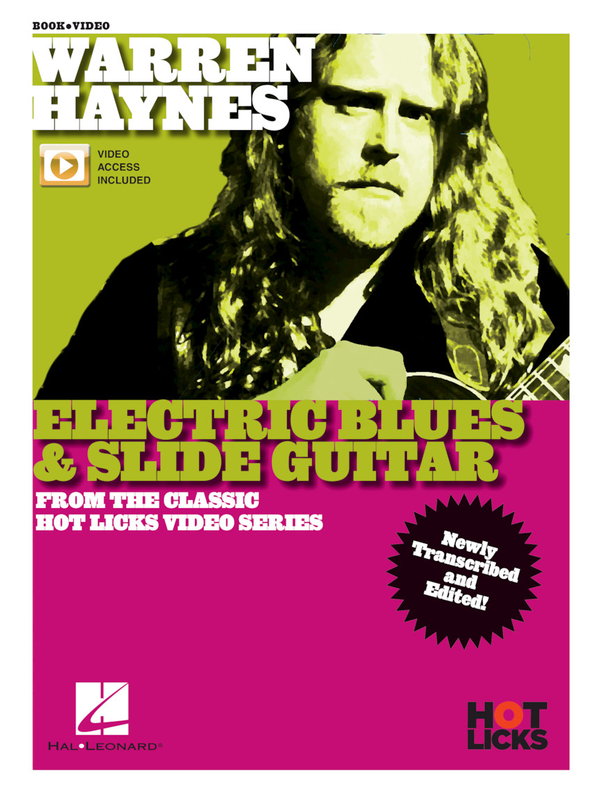 Warren Haynes Hot Licks