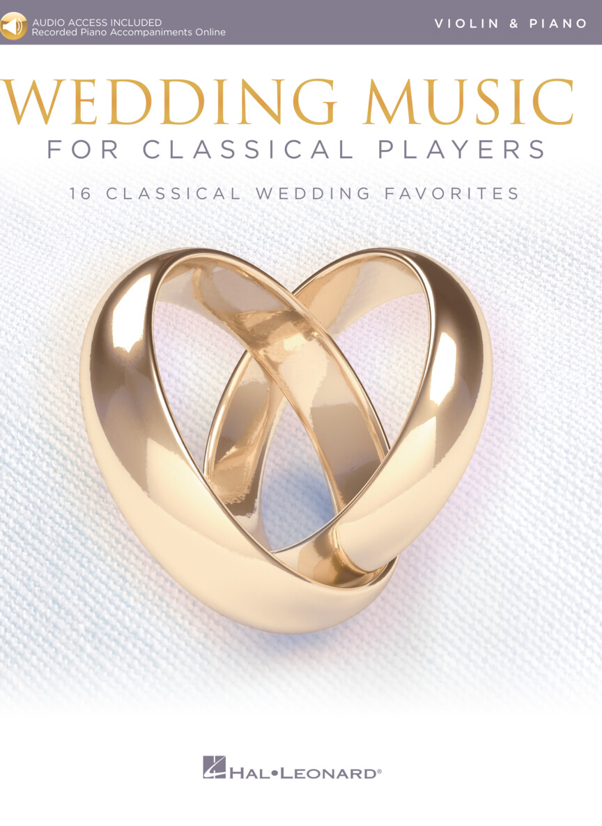 Product Cover for Wedding Music for Classical Players – Violin and Piano