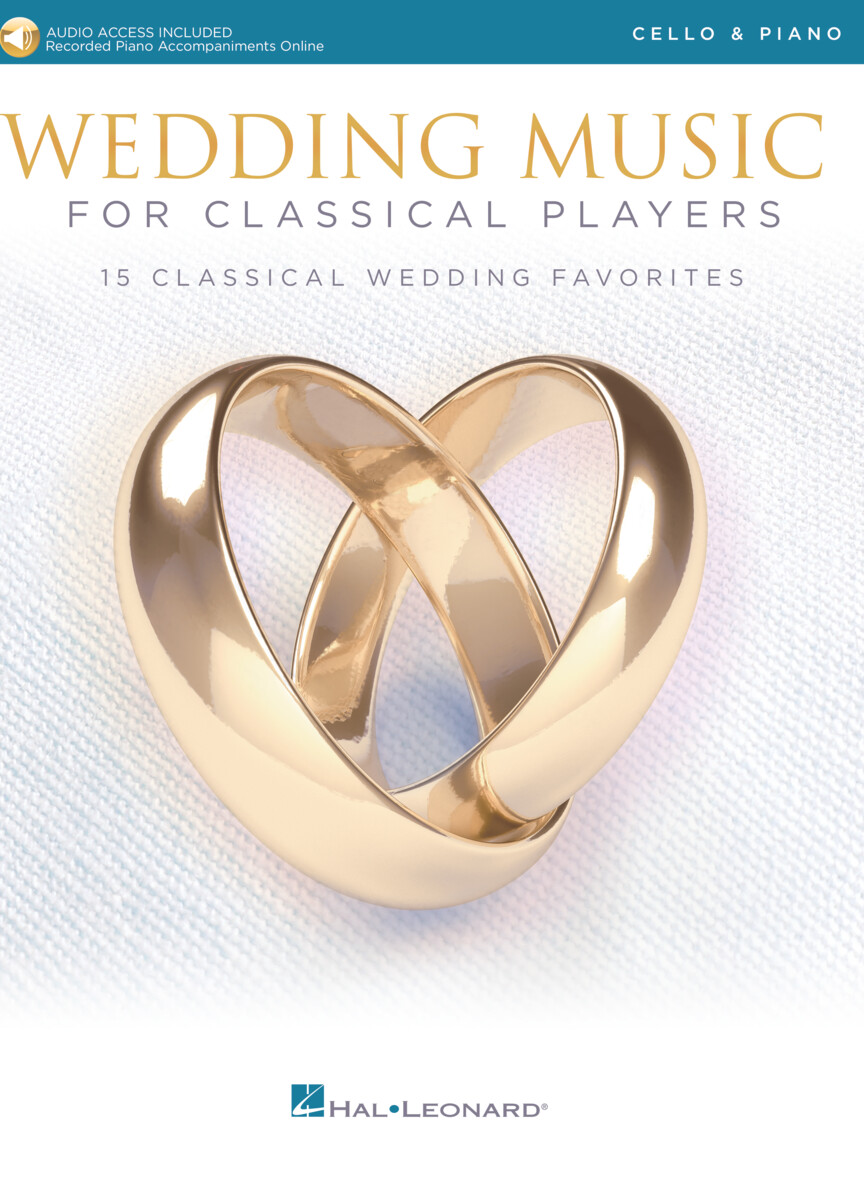 Product Cover for Wedding Music for Classical Players – Cello and Piano