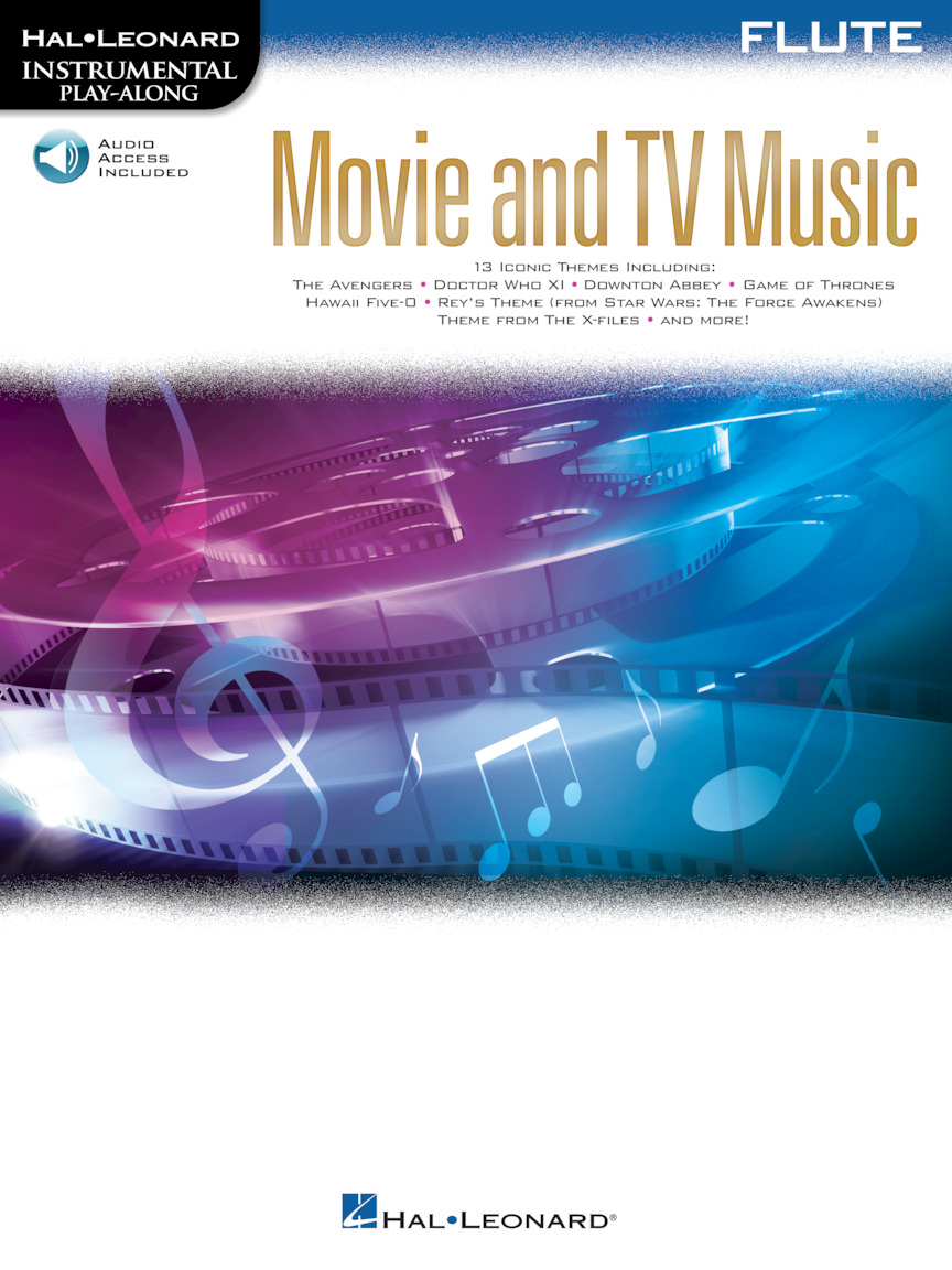 Product Cover for Movie and TV Music for Flute