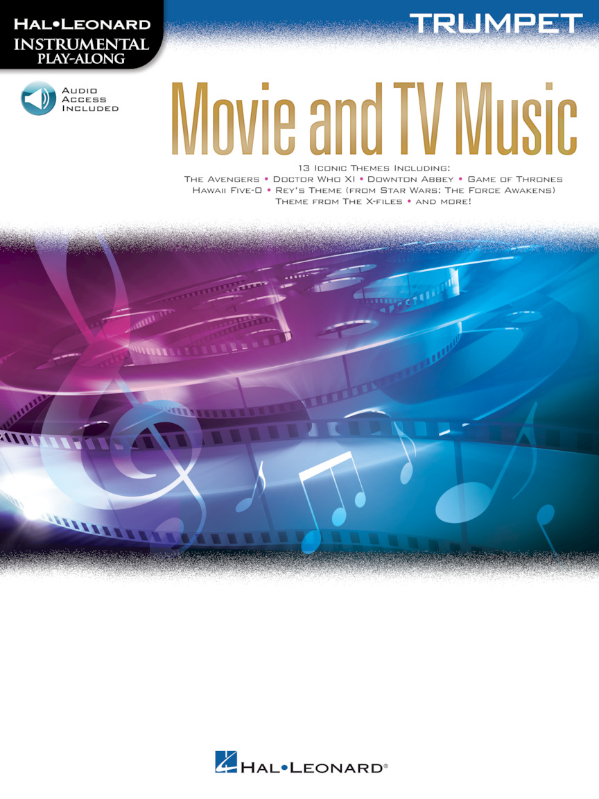 Product Cover for Movie and TV Music for Trumpet