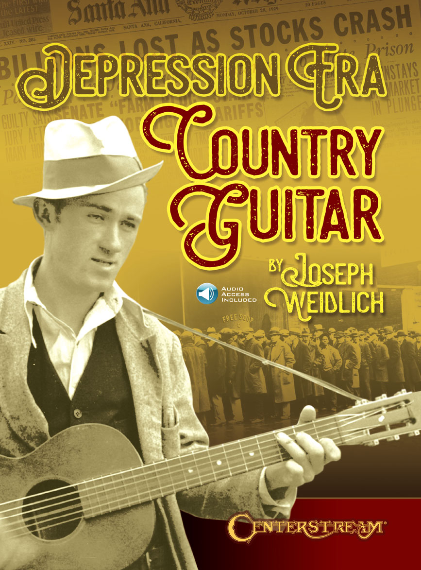 Product Cover for Depression Era Country Guitar