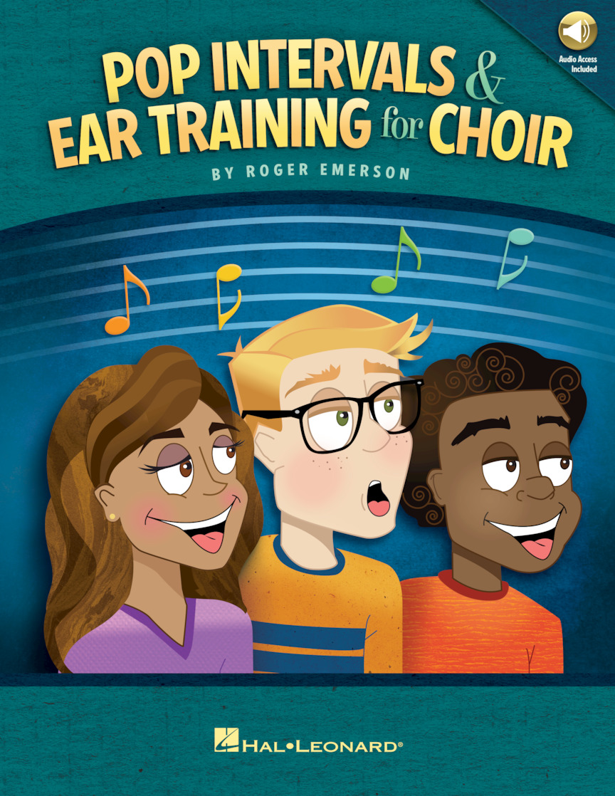 Product Cover for Pop Intervals and Ear Training for Choir