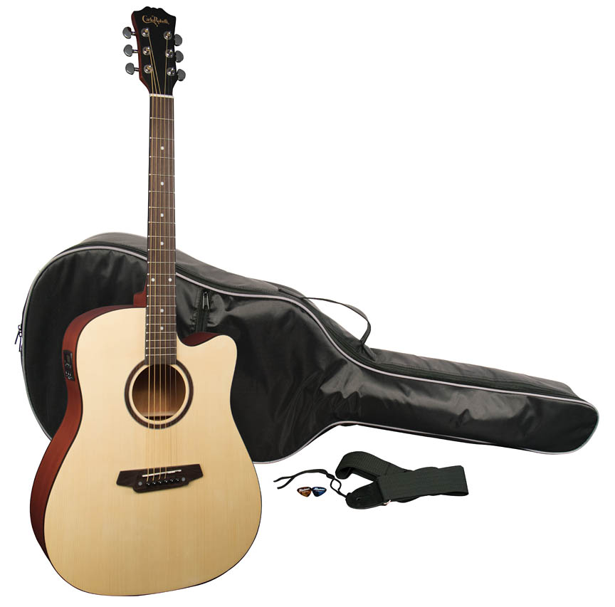 Product Cover for Carlo Robelli Acoustic/Electric Guitar