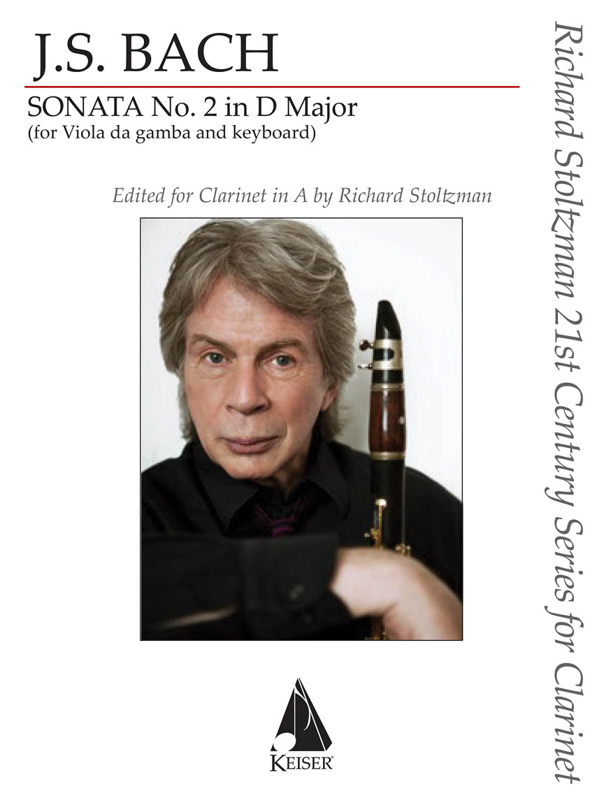 Product Cover for Sonata No. 2 in D Major