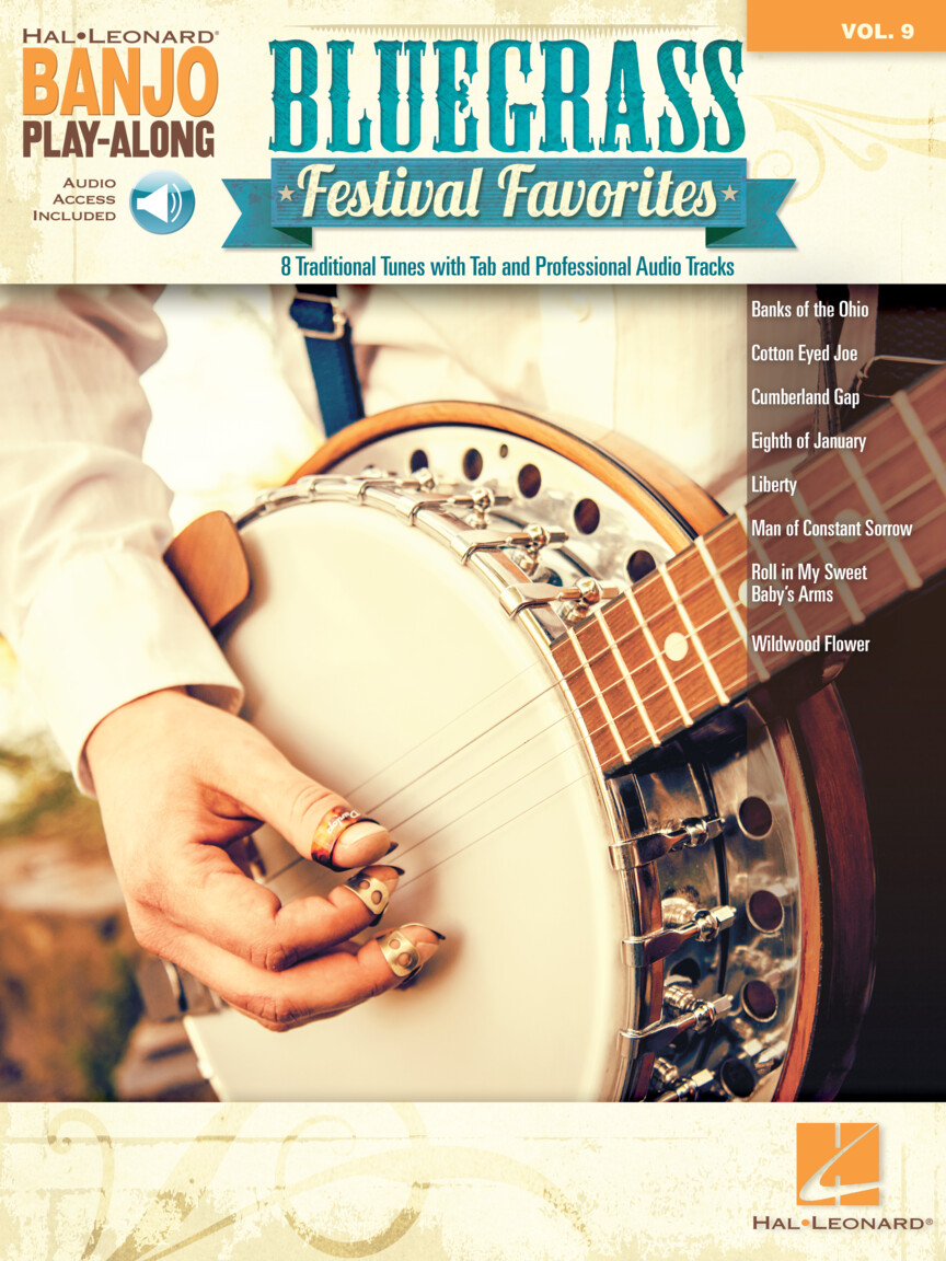 Product Cover for Bluegrass Festival Favorites