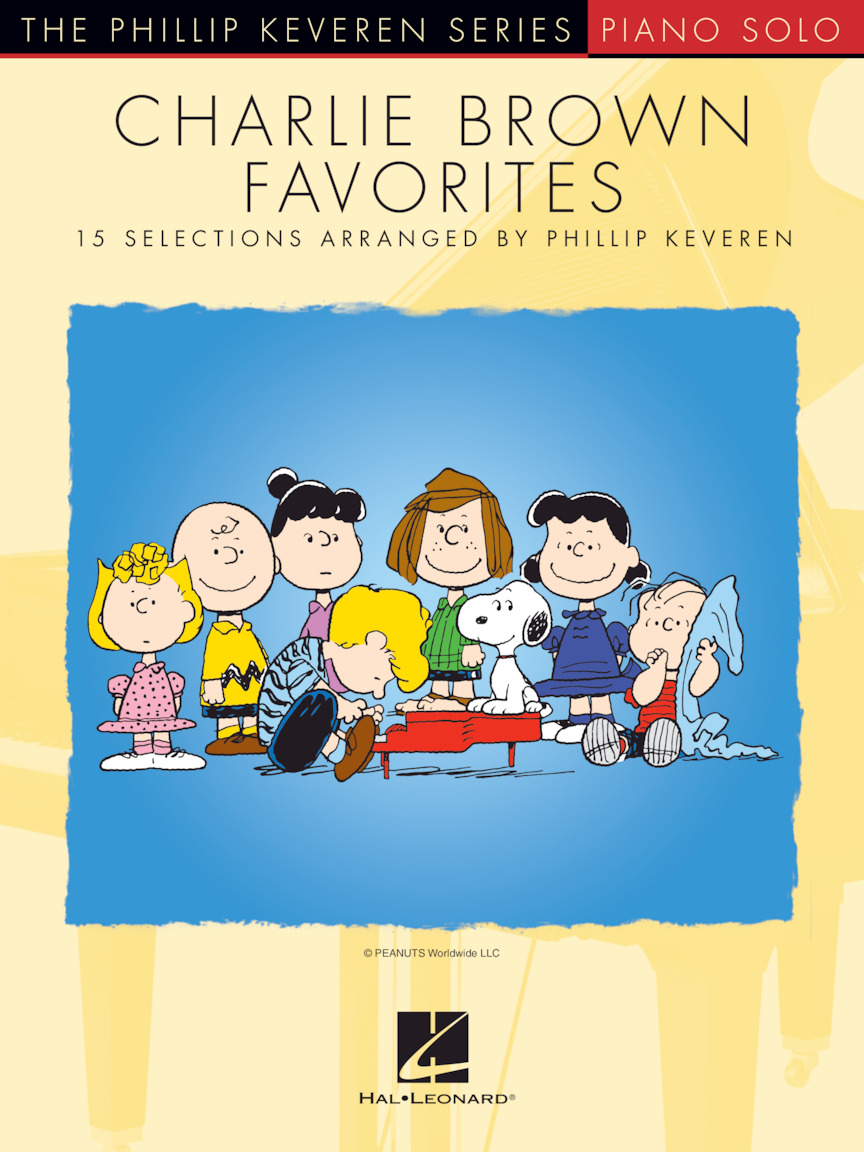Product Cover for Charlie Brown Favorites