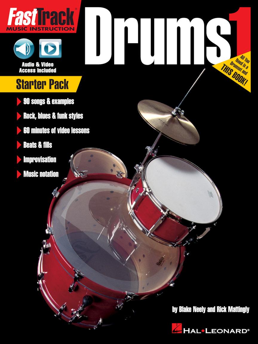 Product Cover for FastTrack Drum Method Starter Pack