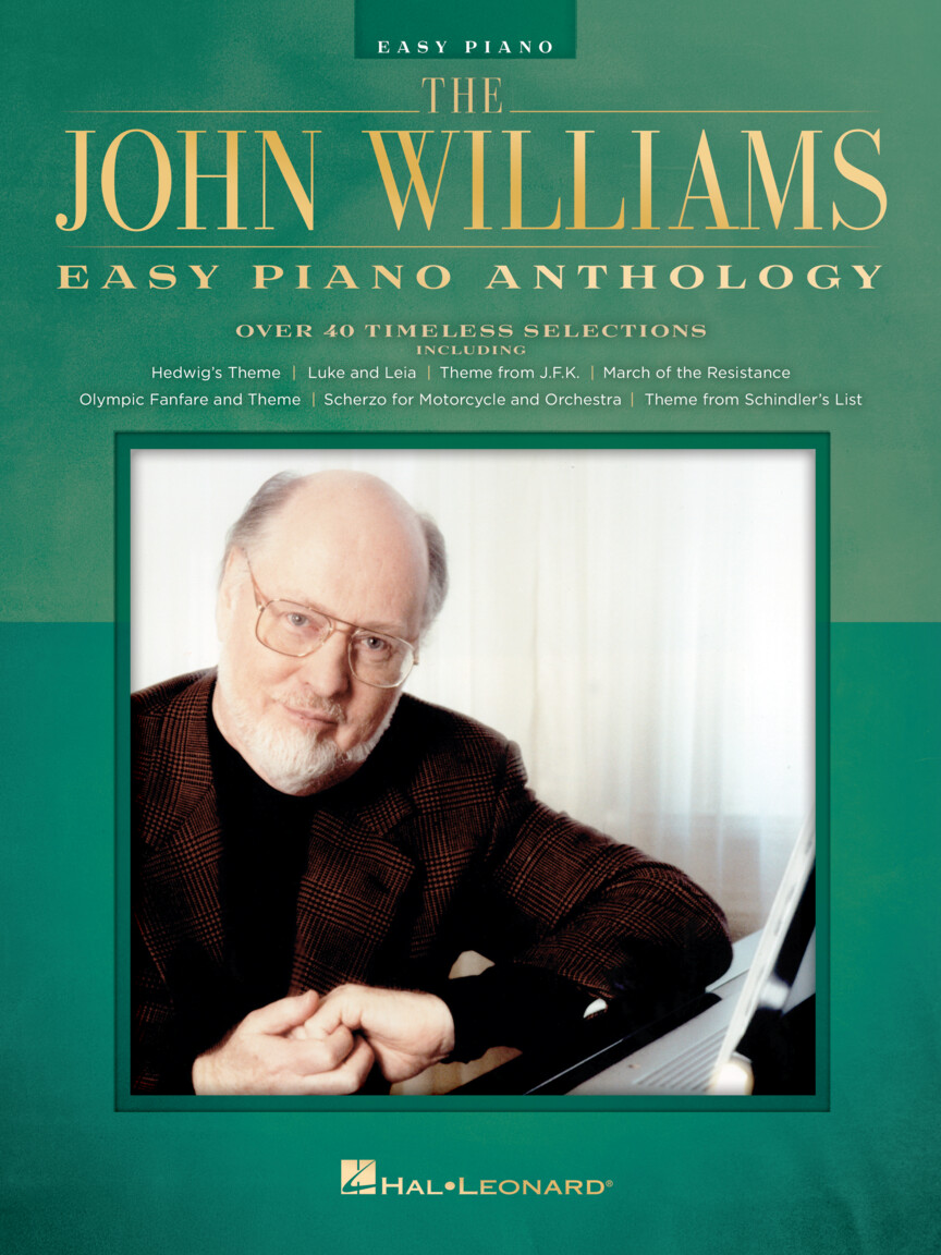 Product Cover for The John Williams Easy Piano Anthology