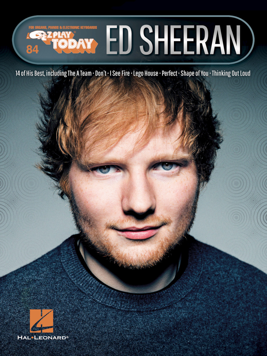 Product Cover for Ed Sheeran
