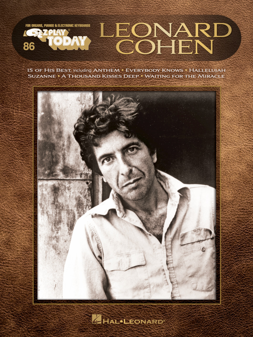 Product Cover for Leonard Cohen