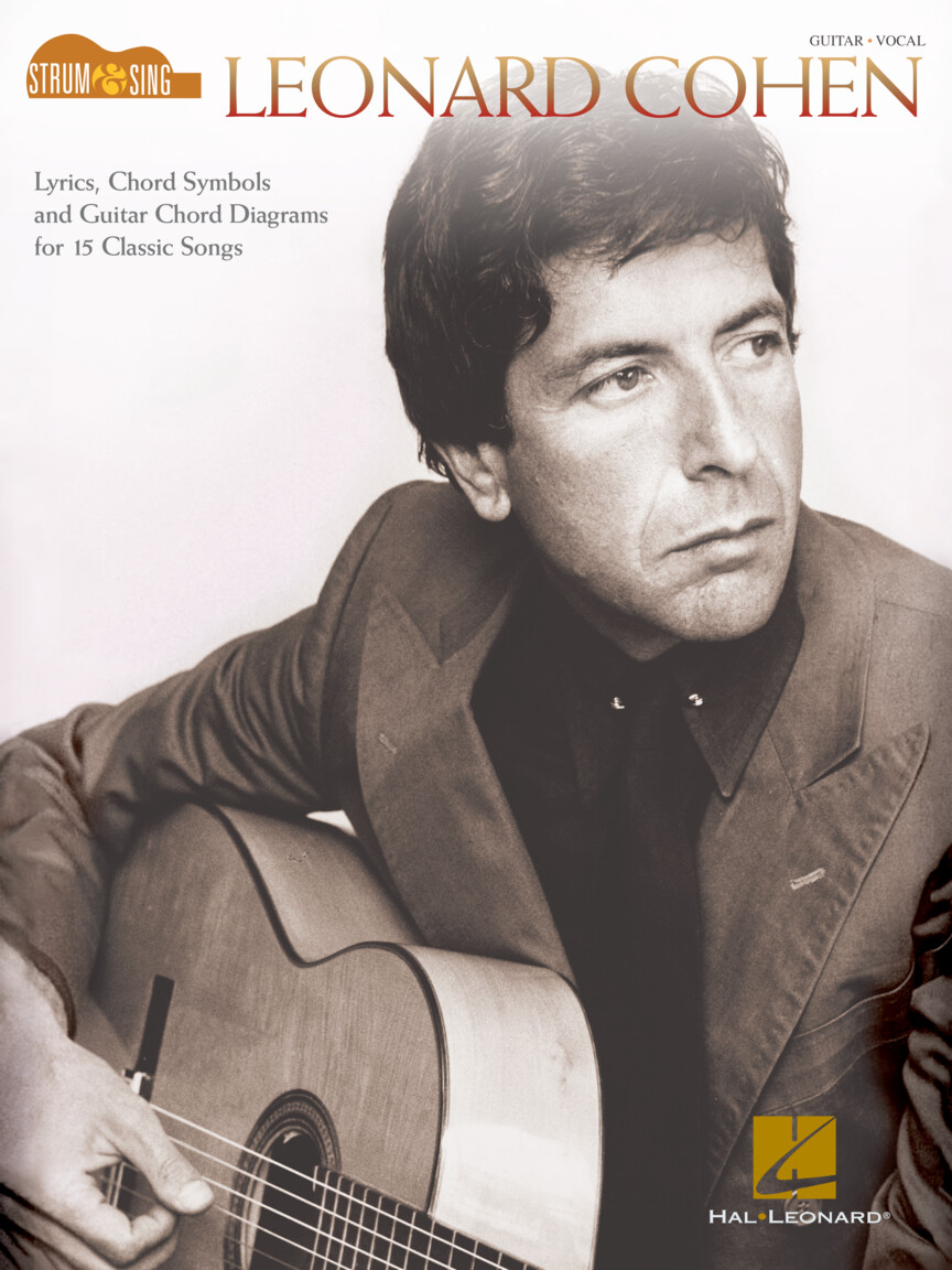 Product Cover for Leonard Cohen – Strum & Sing Guitar